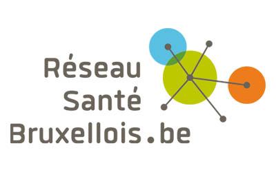 Logo du Réseau Santé Bruxellois
