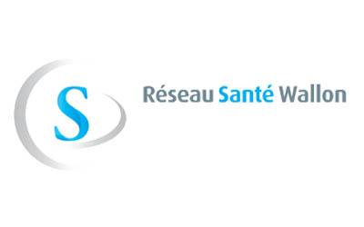 Logo du Réseau Santé Wallon