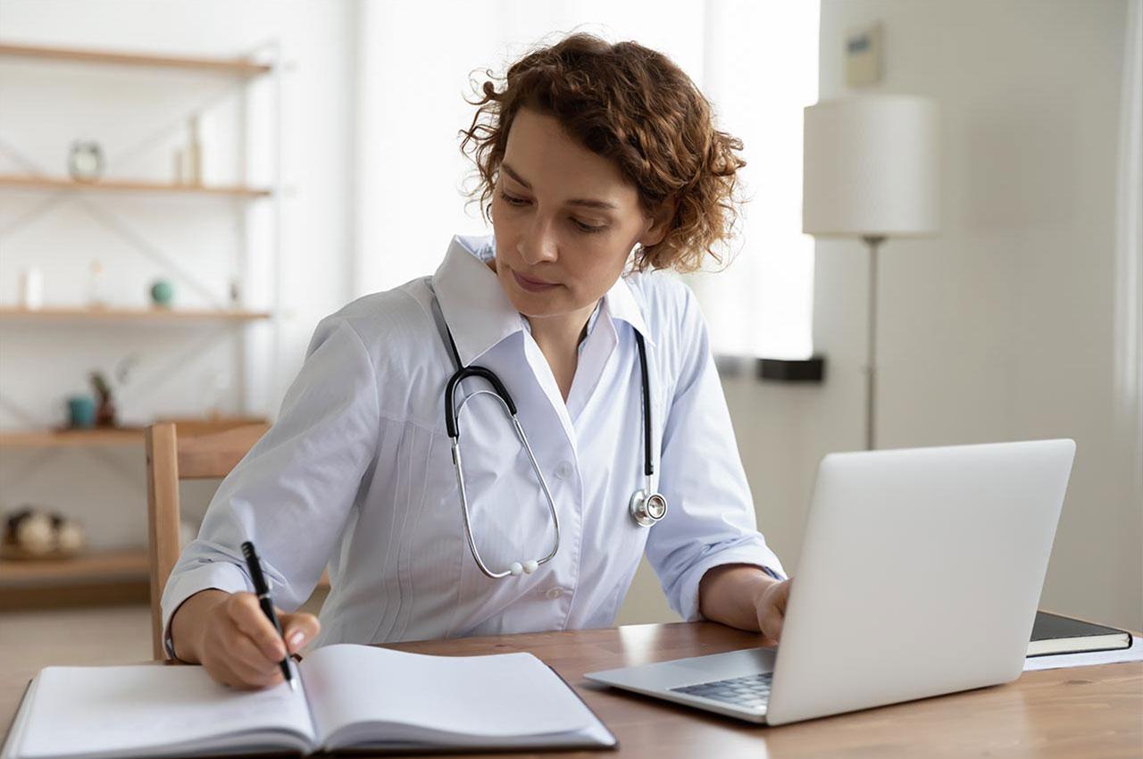 Professionnels de la santé : Je m'inscris