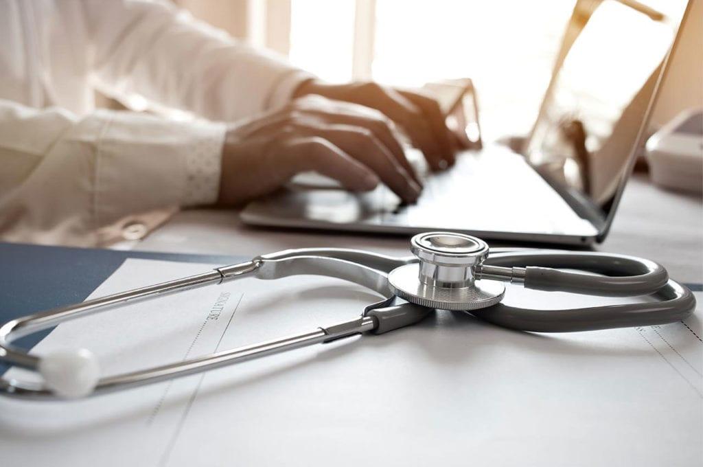 Professionnels de la santé : Je me connecte