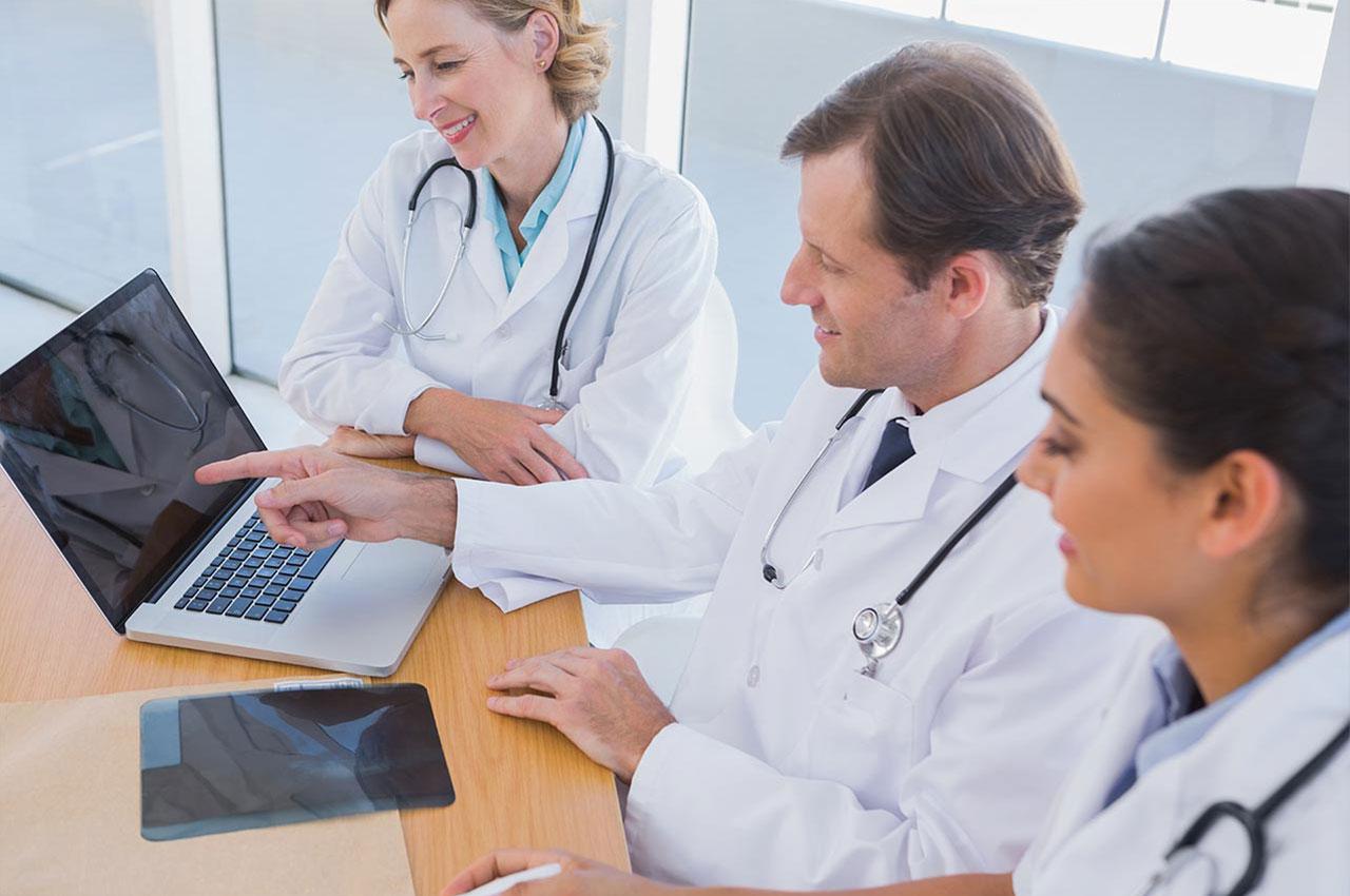 Professionnels de la santé : Je me forme