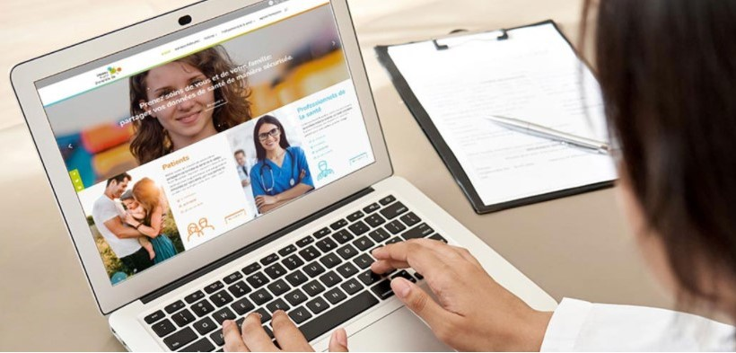 Partage des données de santé via le Réseau Santé Bruxellois