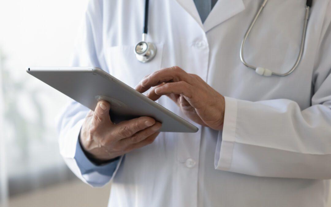 'Papierloos' medicatievoorschrift plaatst burger aan het roer